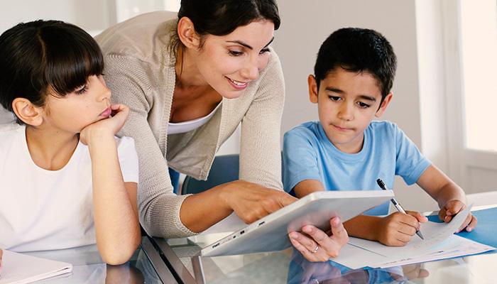 presença digital para escola